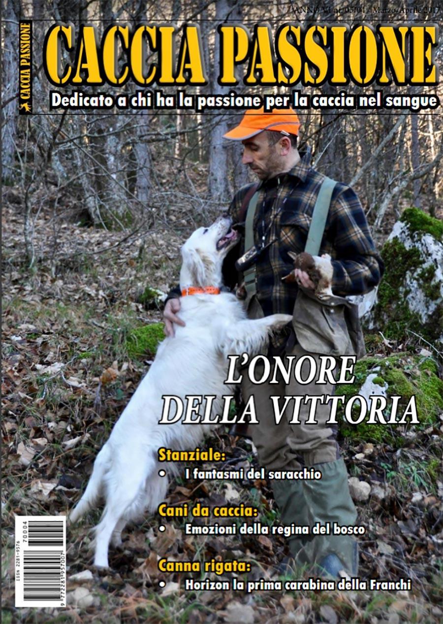 rivista_caccia_passione_marzo_aprile_2017