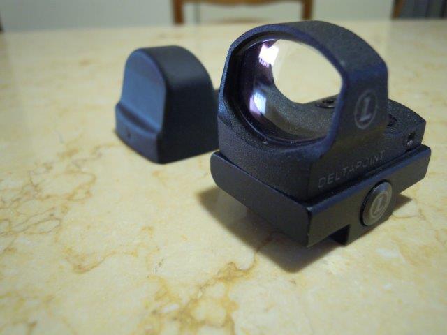 Leupold deltapoint Reflex Sight 3.5 Moa Dot