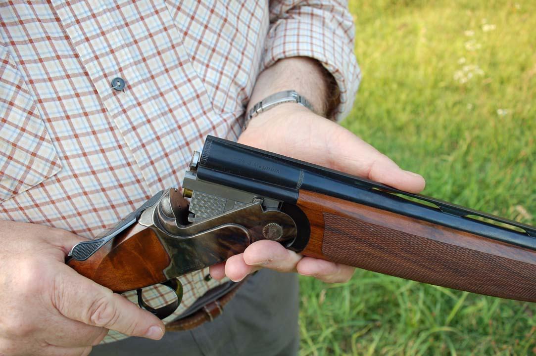La cartuccia calibro 28 Magnum nel sovrapposto di Rizzini ...
