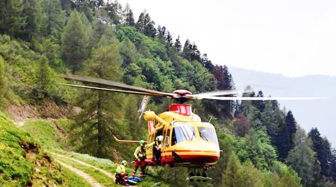 Cacciatori in elicottero