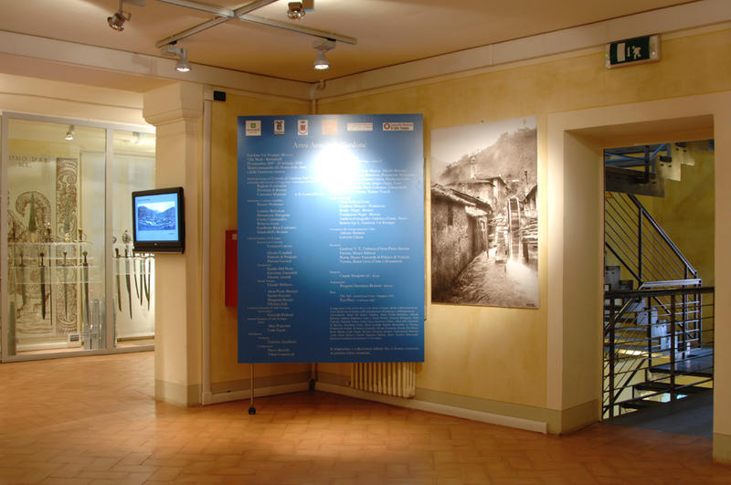 Gardone val trompia nuovi allestimenti e attrezzature per il museo