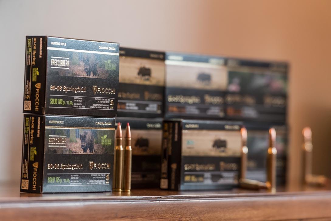 Nuova linea di munizioni da caccia Fiocchi