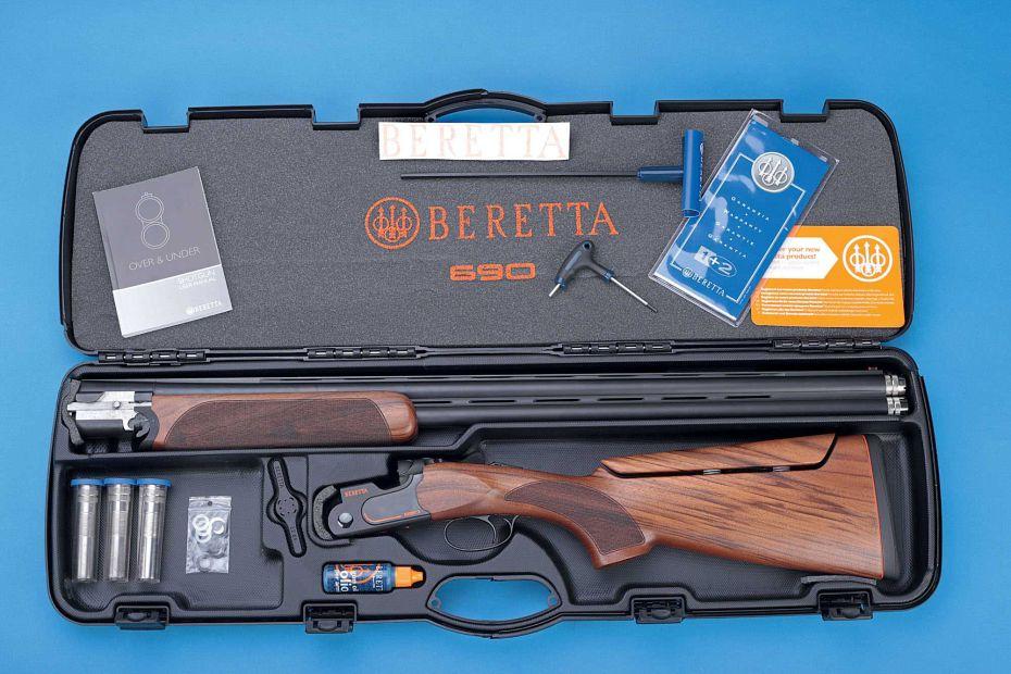 Vendita Beretta 690 sporting black edition