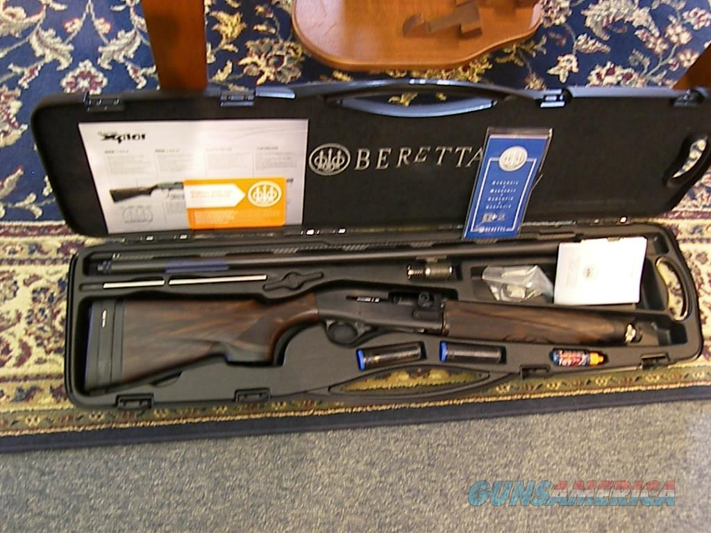 Vendesi fucile Beretta exlel black edition