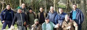 Cacciatori di Capri