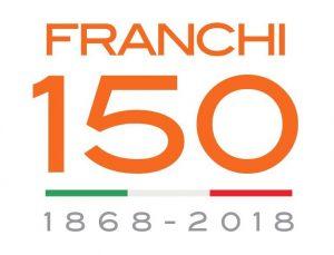 Franchi festeggia il suo 150° anniversario dalla sua fondazione
