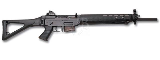 Swiss Arms Sport europe Calibro .223