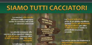 La caccia parla agli italiani