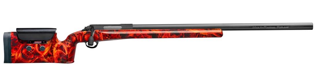 La carabine da tiro Sabatti TLD Red