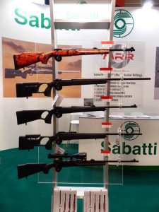 carabine da caccia 2018 di Sabatti