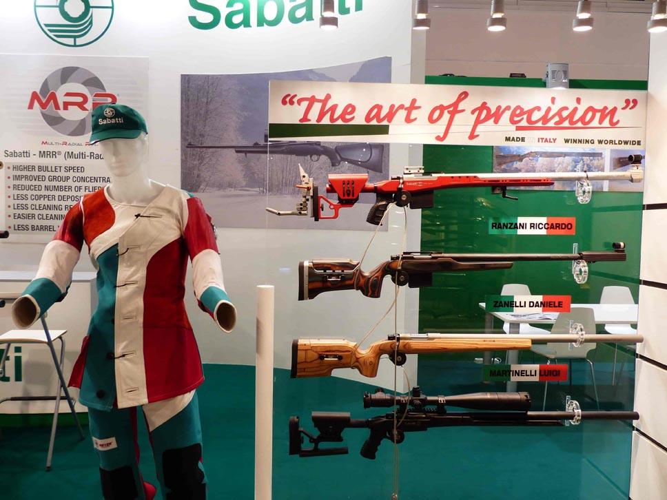 carabine da tiro Sabatti