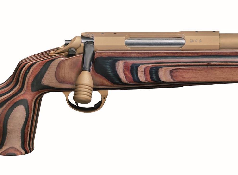La Sabatti TLD Gold è equipaggiata con canne MMR. Le più precise tra le carabine da tiro.