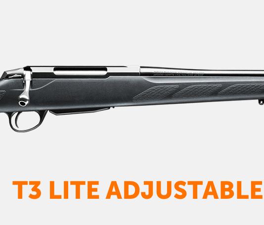 Tikka T3 Lite Adjustable