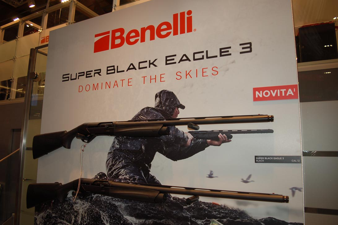 benelli hit fiera di vicenza
