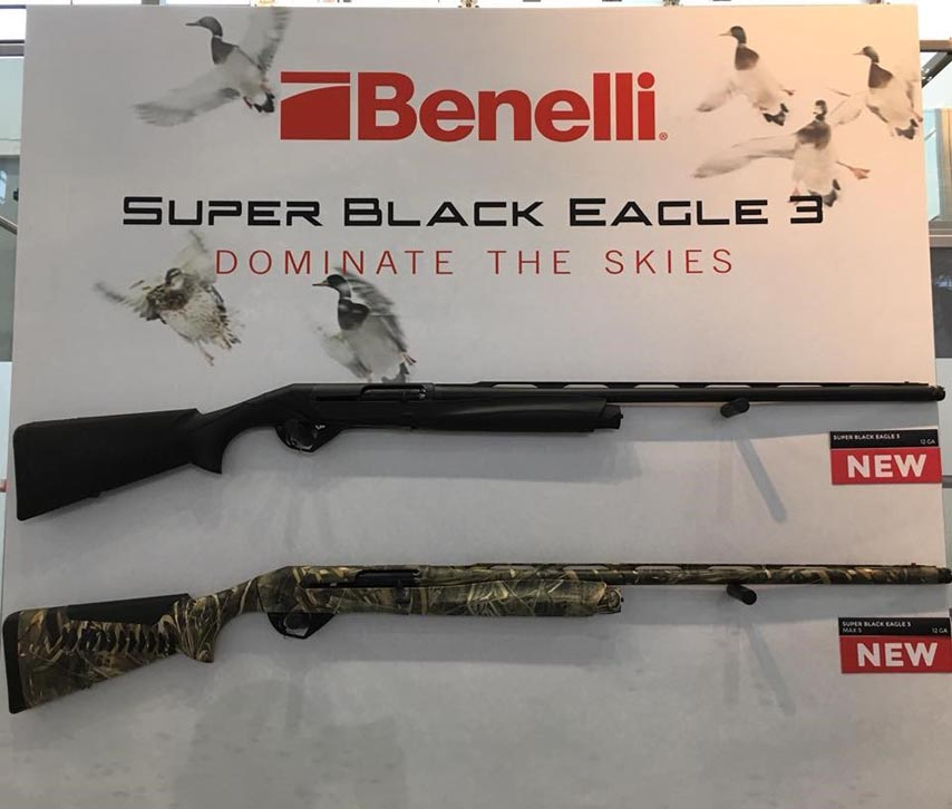 Benelli Super Black Eagle 3 - SBE3