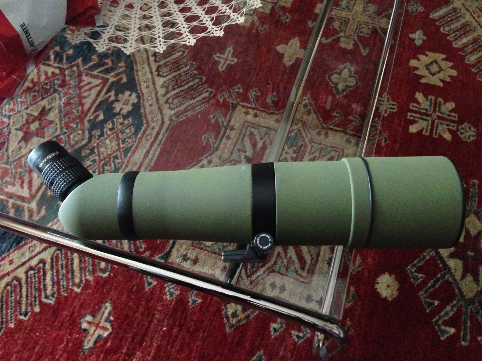 Telescopio Spektive Meopta HA 70 Hermes 1 – 25 WA