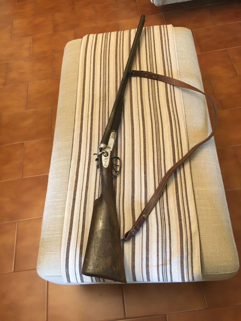 Machine Male-Safety Attion-Bayard Gun