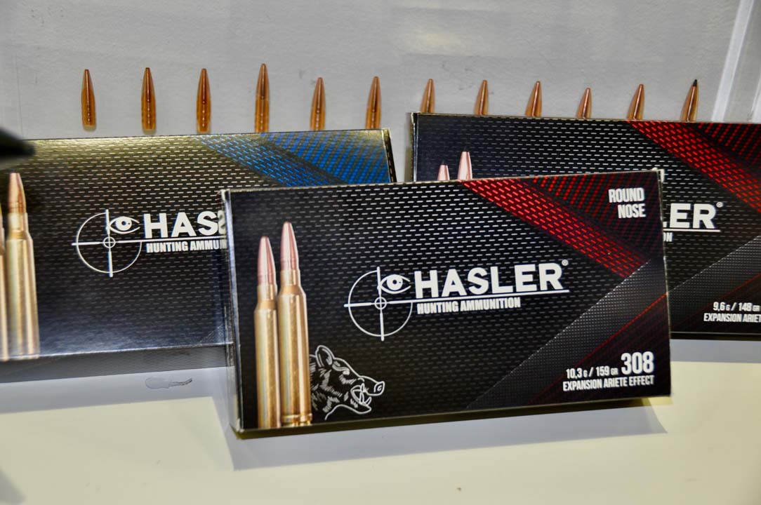 munizioni monolitiche Hasler