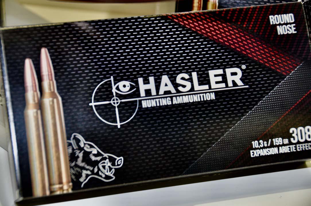 munizioni da caccia Hasler