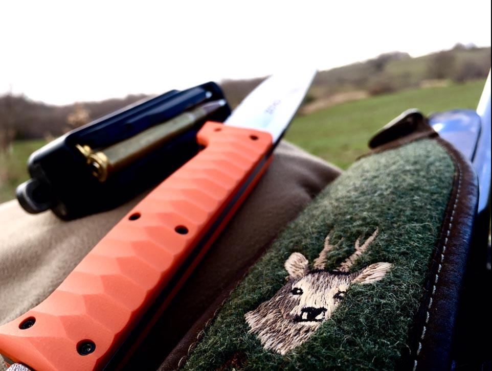 attrezzatura da caccia