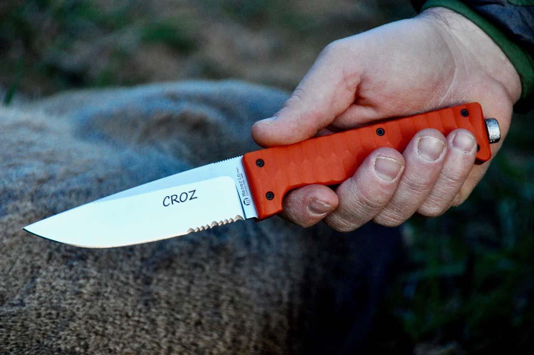 coltello da caccia Maserin Croz