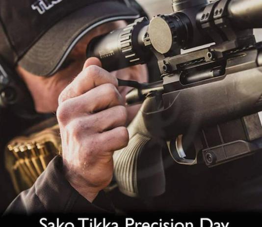 Sako Tikka Precision Day