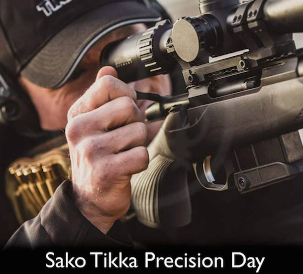 Sako Tikka Precision Day