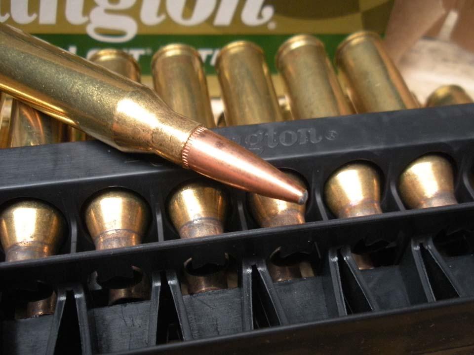 cartridges Remington