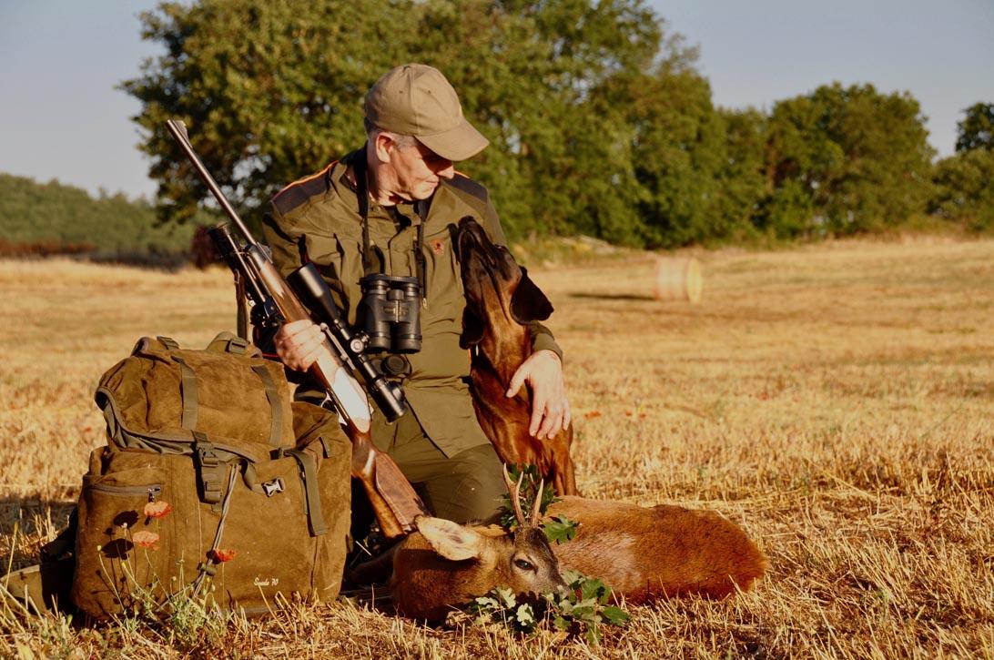 Battuta di caccia al capriolo