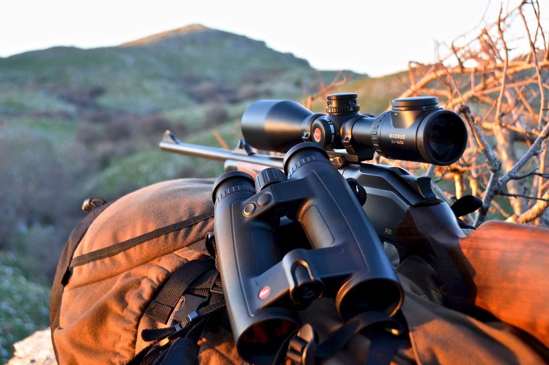 attrezzatura caccia