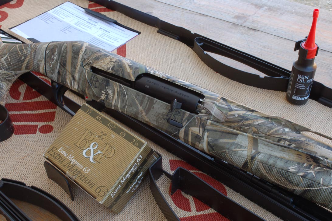 benelli super black eagle 3 camo