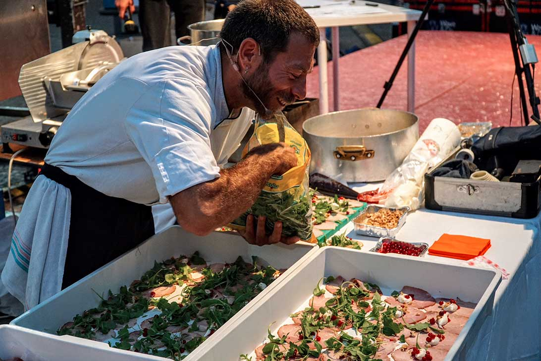 chef Roberto Abbadati