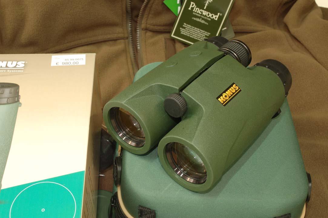 Il binocolo Konus Range 8x42