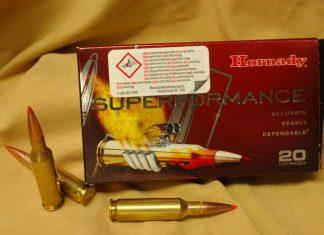 Hornady Creedmoor Ammunitions