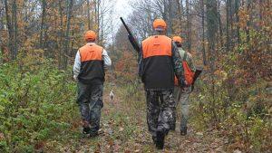 Sicurezza nella caccia