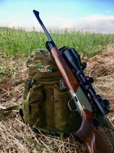 carabina caccia al capriolo