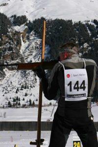biathlon del cacciatore