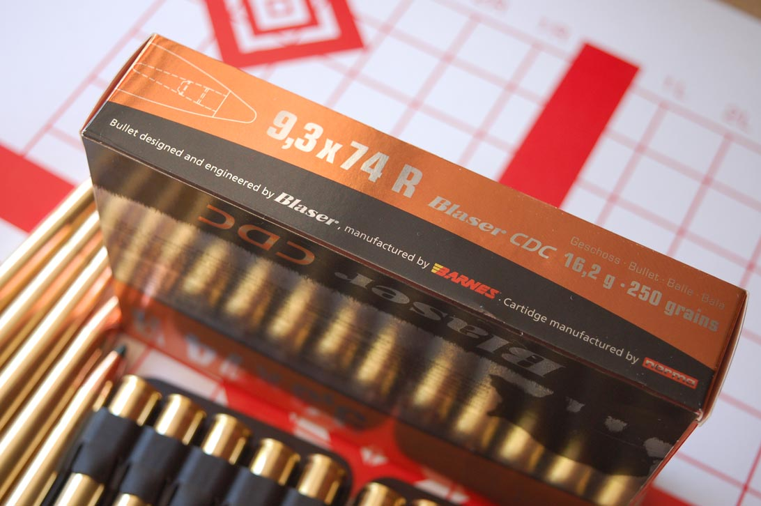 bullet blaser manufactured bsrnes cartridge morna
