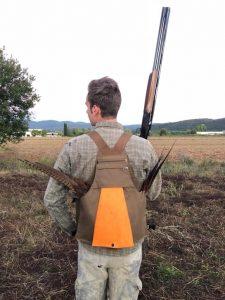caccia al fagiano