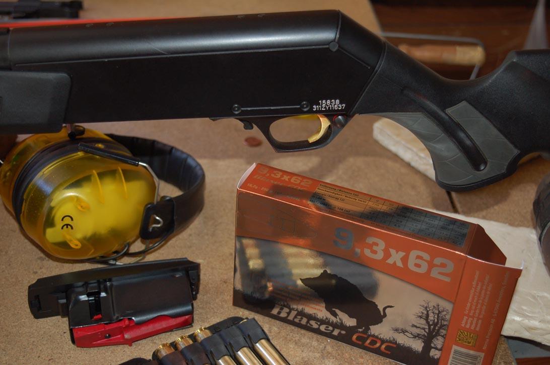 munizioni blaser caccia al cinghiale