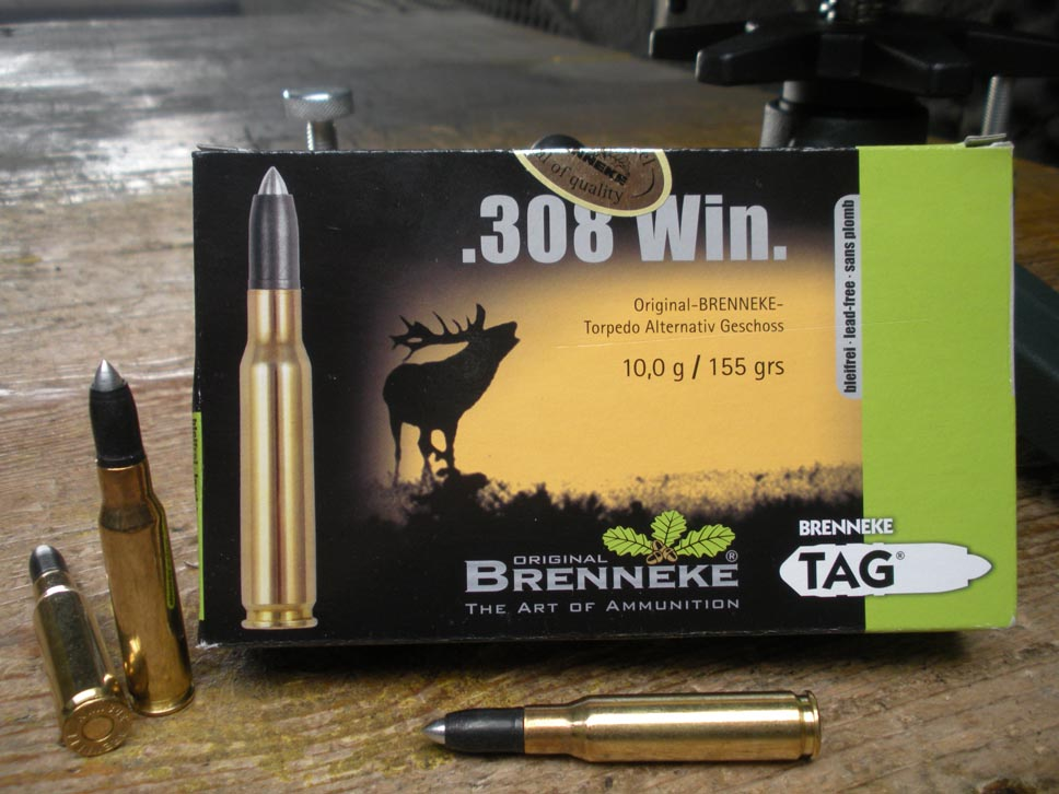 wild boar ammunition