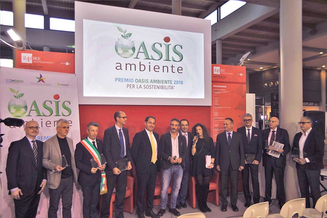 premio oasis e ambiente