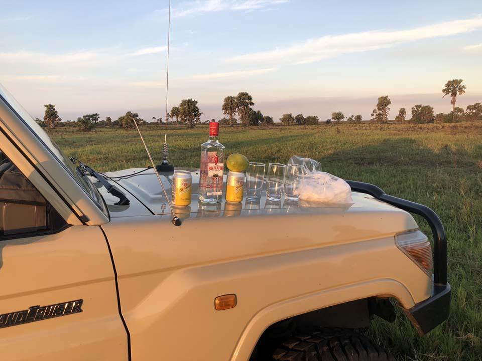 Viaggio di caccia in Mozambico