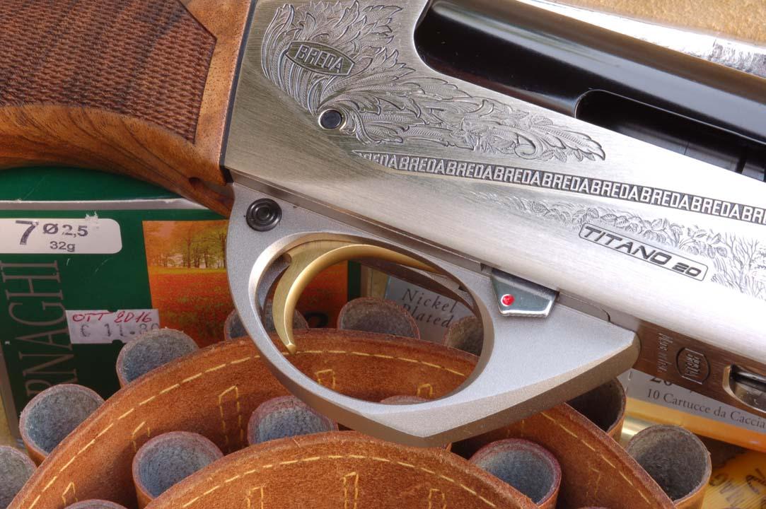 semiautomatico Breda Titano 20