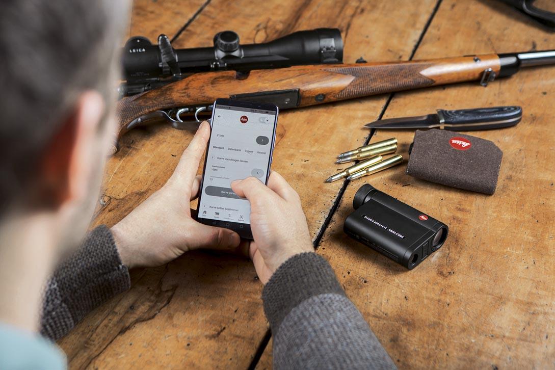 App Leica Hunting