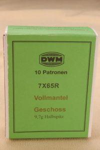 munizioni dwm