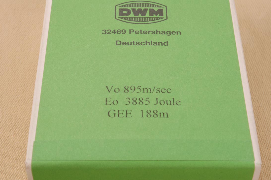 petershagen dwm ammunitions