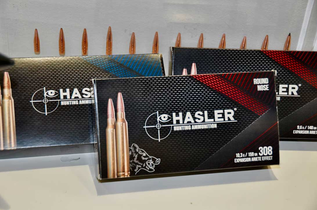 munizioni hasler hunting lecco