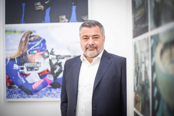 L'imprenditore lecchese Pietro Fiocchi