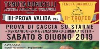 Trofeo Tenuta Bonicelli 2019